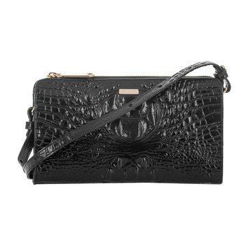 Brahmin Sienna Crossbody Black Melbourne