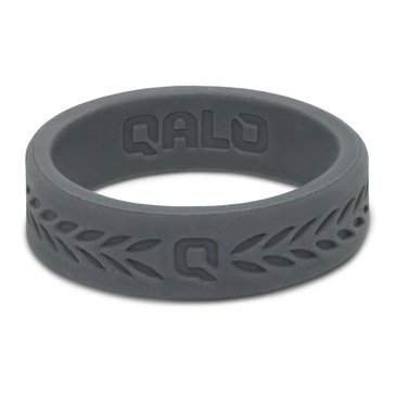 Qalo Women's Laurel Q2X Band, Charcoal