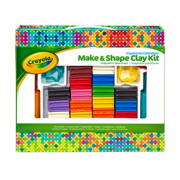 Crayola Make & Shape Clay Kit