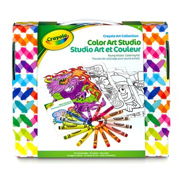 Crayola Color Art Studio