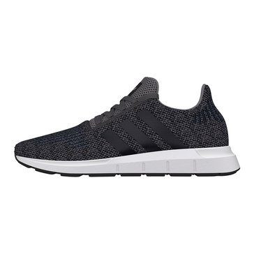 adidas Swift Run Men's Running Shoe - Grey Four / Core Black / Footwear White