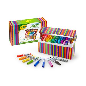 Crayola Pipsqueak Markers, 64-Count
