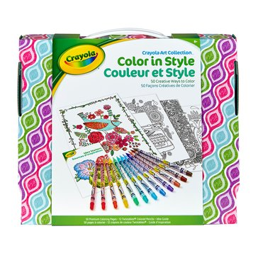 Crayola Color in Style