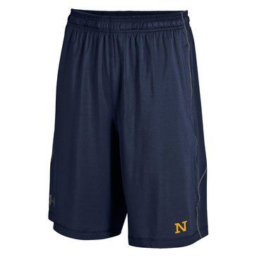 Under Armour Men's USN Raid Solid Shorts - Navy