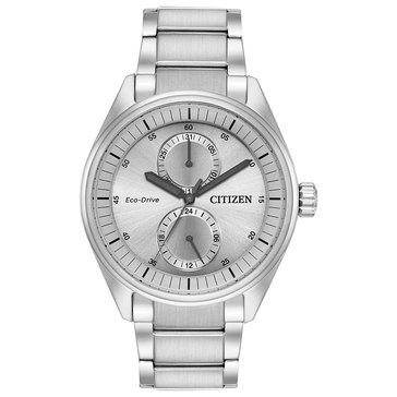 Citizen Men's Eco-Drive Paradex Stainless Steel Watch, 43mm