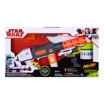 Star Wars NERF First Order Storm Trooper Blaster