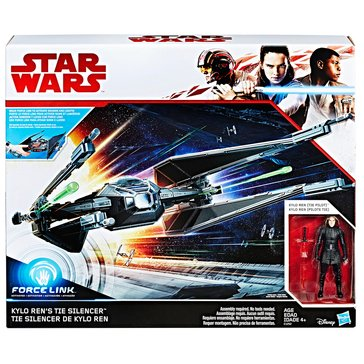 Star Wars E8 Kylo Ren TIE Silencer