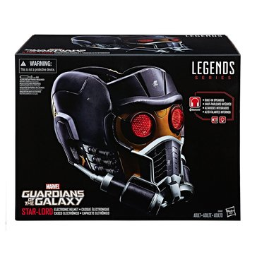 Guardians of the Galaxy Legends Series Gear Star Lord's Helmet