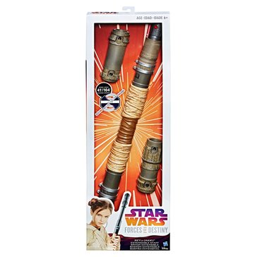 Star Wars Forces of Destiny Rey of Jakku Extendable Staff