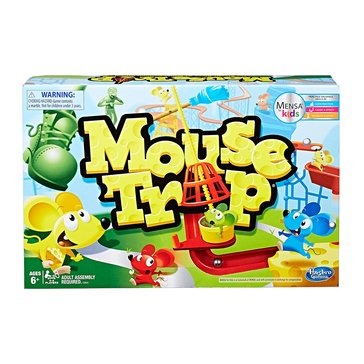 Classic Mouse Trap Game
