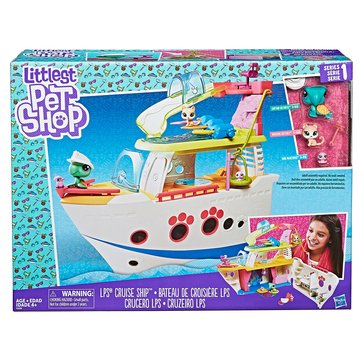 Little Pet Shop Cruise Ship