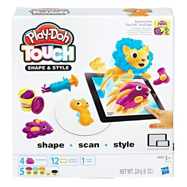 Play-Doh Touch Shape And Style