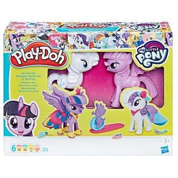 Play-Doh My Little Pony Fashion Fun