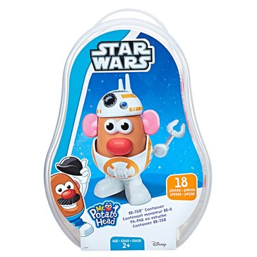 Playskool Mr. Potato Head Star Wars BB8 Container
