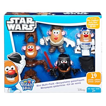 Playskool Mr. Potato Head Star Wars Mini Multi-Pack