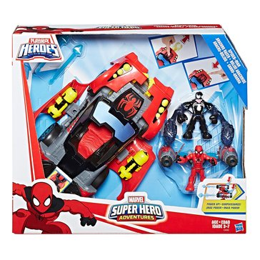 Playskool Heroes Spider-Man Play Set