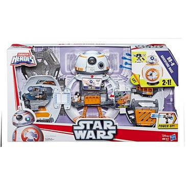 Star Wars Galactic Heroes BB-8 Adventure Base