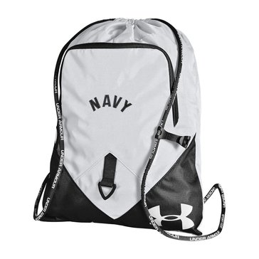 Under Armour U.S.N Undeniable Sackpack - White