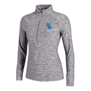 Under Armour Women's USN Interlock 1/4 Zip