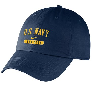 Nike Men's U.S.N Seabees Campus Hat Navy
