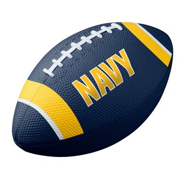 Nike Navy Training Rubber Football