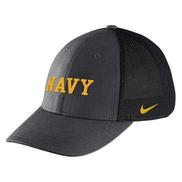 Nike USN Classic 99 Mesh Hat Authracite