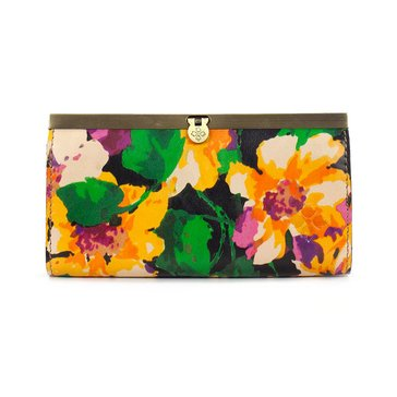 Patricia Nash Cauchy Wallet Summer Evening Bloom