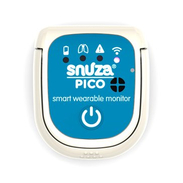 Snuza Pico Smart Wearable Baby Monitor