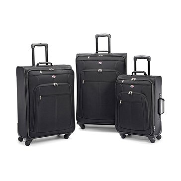 American Tourister Pop Plus 3-Piece - Black