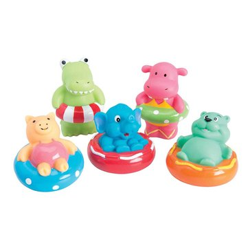 Elegant Baby Bath Squirties, Swim Party