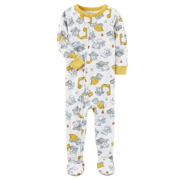 Carter's Baby Boys' Cotton Pajamas, Construction