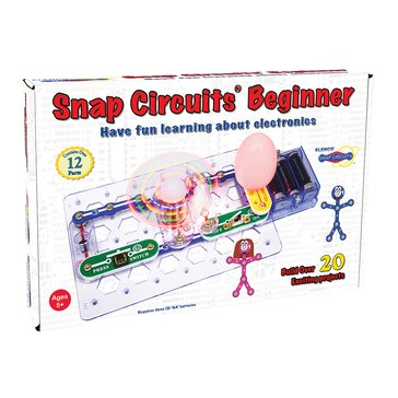 Snap Circuits Beginner Electronics Discovery Kit