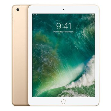 NEW - Apple 9.7-Inch iPad 32GB Wi-Fi - Gold MPGT2LL/A
