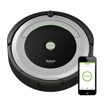 iRobot Roomba 690 Wi-Fi Connected Vacuum Cleaning Robot (R690020)