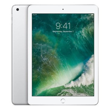 NEW - Apple 9.7-Inch iPad 128GB Wi-Fi - Silver