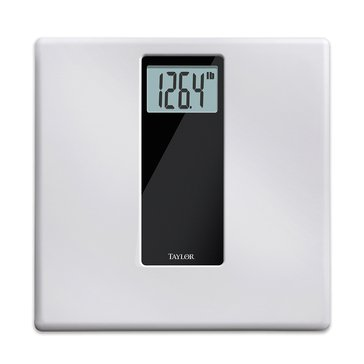 Taylor Digital Glass Scale, White
