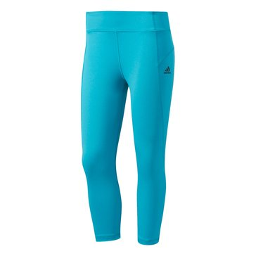 Adidas Women's Midrise 3/4 Tights