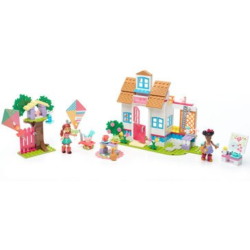 Mega Bloks Wellie Wishers Backyard Playhouse