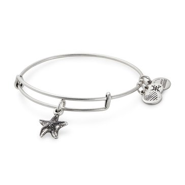 Alex And Ani Starfish II Bangle