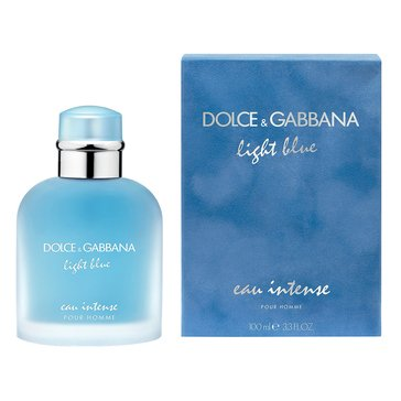 Dolce & Gabbana Light Blue Intense Men