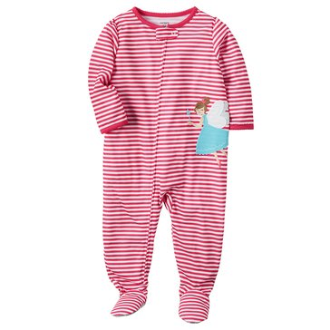 Carter's Toddler Girls' Stripe Fairy Pajamas