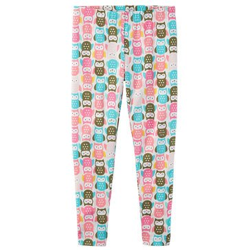 Carter's Toddler Girls' Owl Print Leggings