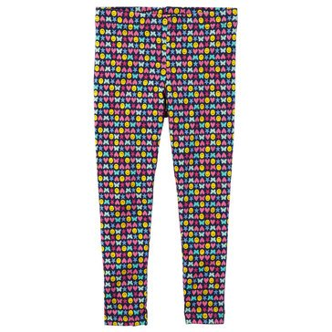 Carter's Toddler Girls' Icon Print Leggings