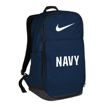 Nike Navy Swoosh Brasilia Backpack
