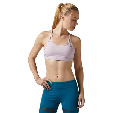 Reebok Women's Hero Strappy Bra