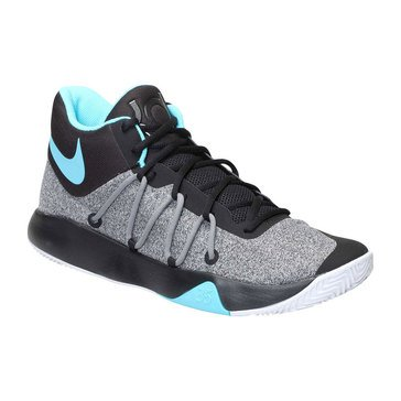 Nike KD Trey 5 V Men's Basketball Shoe - Black / White / Game Blue / Cool Grey