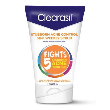 Clearasil Blackhead Scrub 5oz