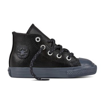 Converse Chuck Taylor All Star Hi Boys High Top Sneaker Black/Black/Shark