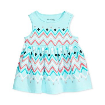 First Impressions Baby Girls' Tunic, Geo