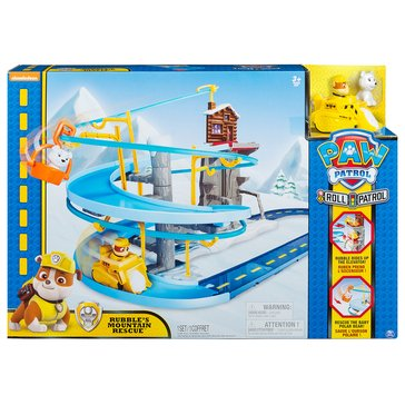 PAW Patrol Roll Patrol Rubble Mountain Rescue